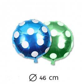 Palloncino Tondo Lunare Foil 46 cm