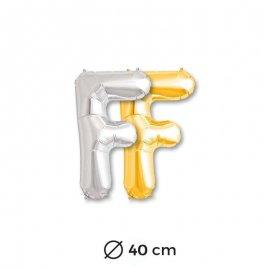 Palloncino F Foil 35 cm