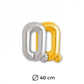 Palloncino Q Mylar 40 cm