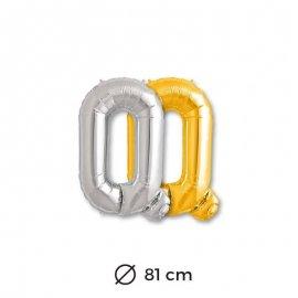 Palloncini Lettera Q Foil 81 cm