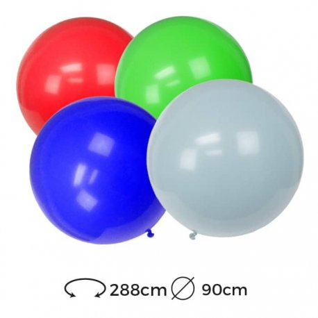 Palloncini Giganti Grandi Lattice 90 cm
