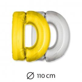 Globo Letra Palloncino Lettera D Foil 110 cmFoil 110 cm