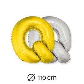 Palloncino Lettera Q Foil 110 cm