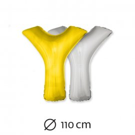 Palloncino Lettera Y Foil 110 cm