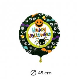 Palloncino Happy Halloween Foil