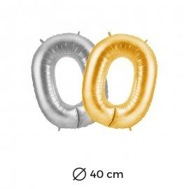 Palloncino 0 Foil 35 cm