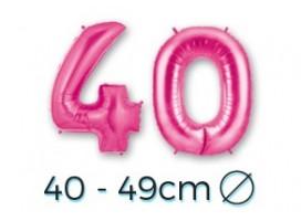 Numeri 40-49 cm