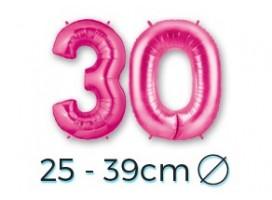Numeri 25-39cm