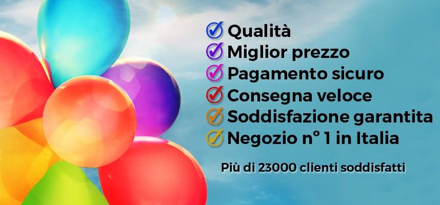 Comprare Palloncini Online
